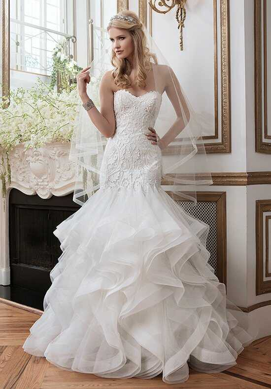 Justin Alexander 8795 Mermaid Wedding Dress