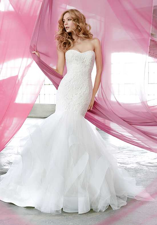 Blush by Hayley Paige 1603 Azi Wedding Dress photo