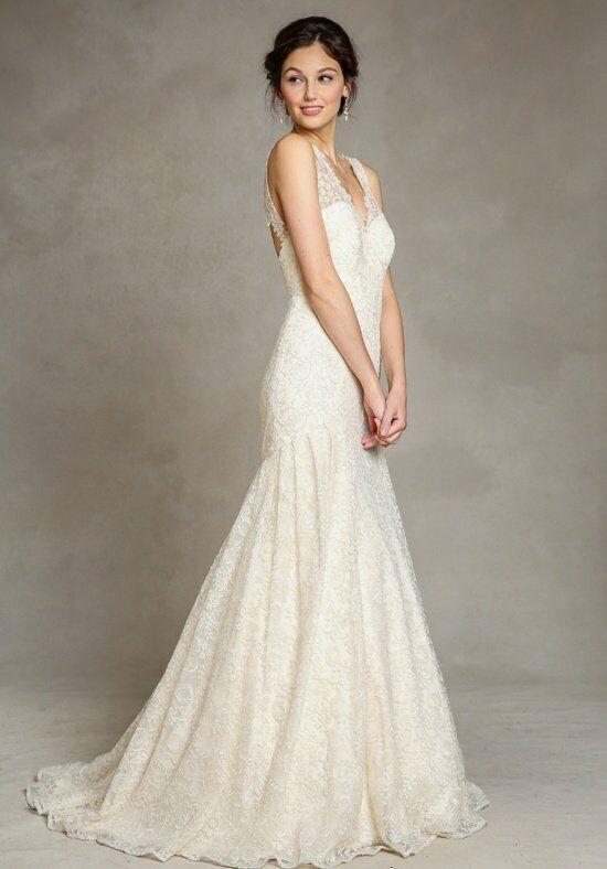 Superior Jenny Yoo Collection Genevieve 1561B Mermaid Wedding Dress