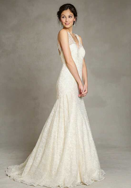 Jenny Yoo Collection Genevieve 1561B Mermaid Wedding Dress