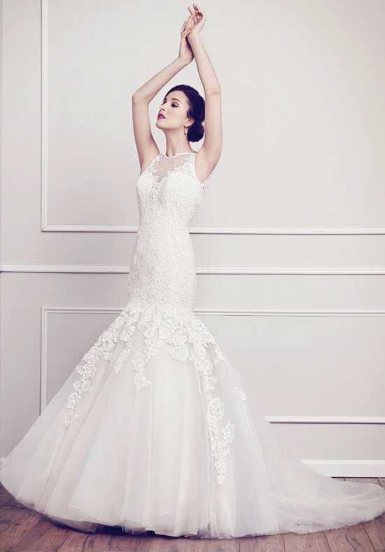 Kenneth Winston 1569 Mermaid Wedding Dress