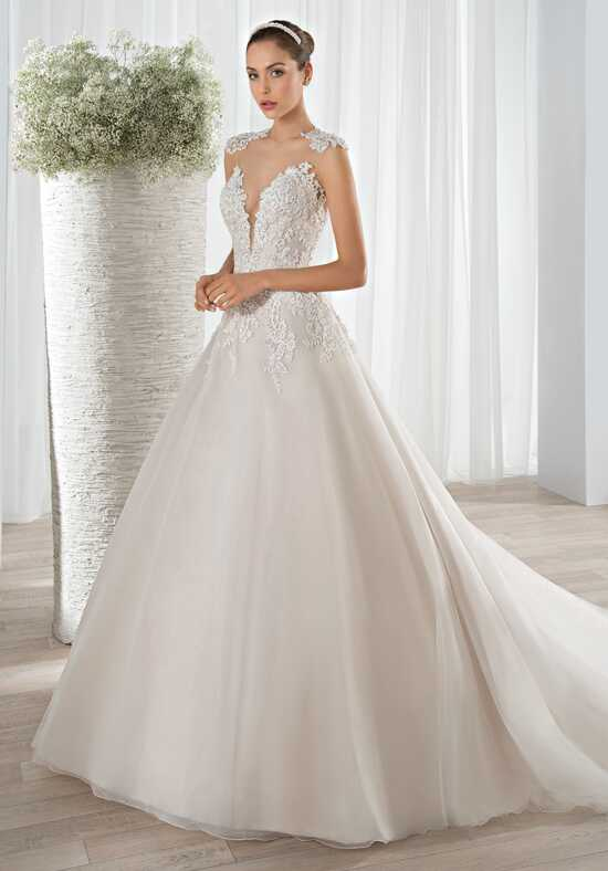 Demetrios 632 Ball Gown Wedding Dress