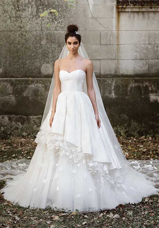 Justin Alexander Signature 9881 Ball Gown Wedding Dress