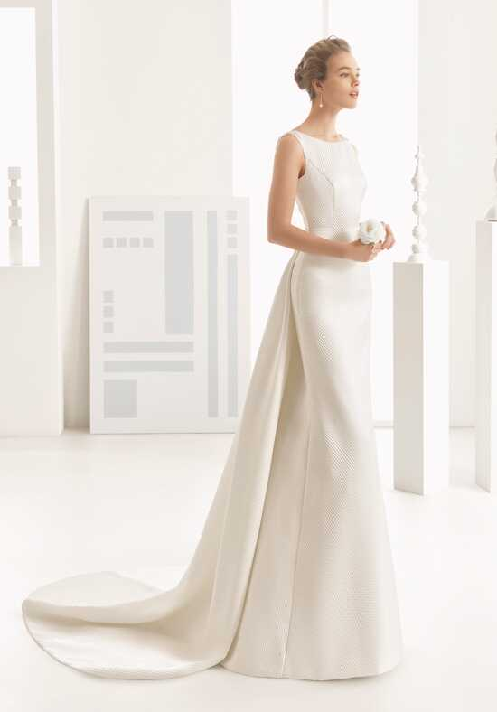 Rosa Clará Navas Sheath Wedding Dress