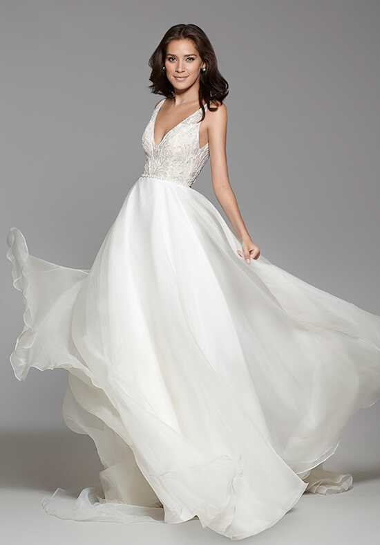 Tara Keely by Lazaro 2761 A-Line Wedding Dress