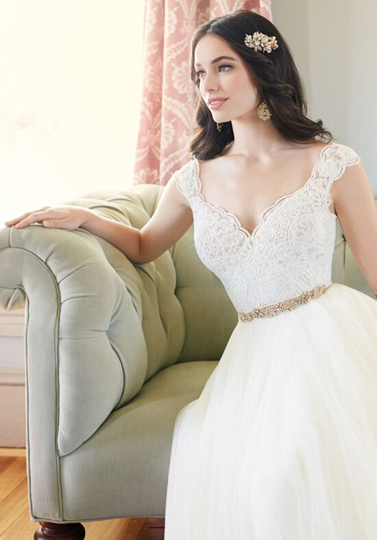 Martina Liana Bryn+Scout A-Line Wedding Dress