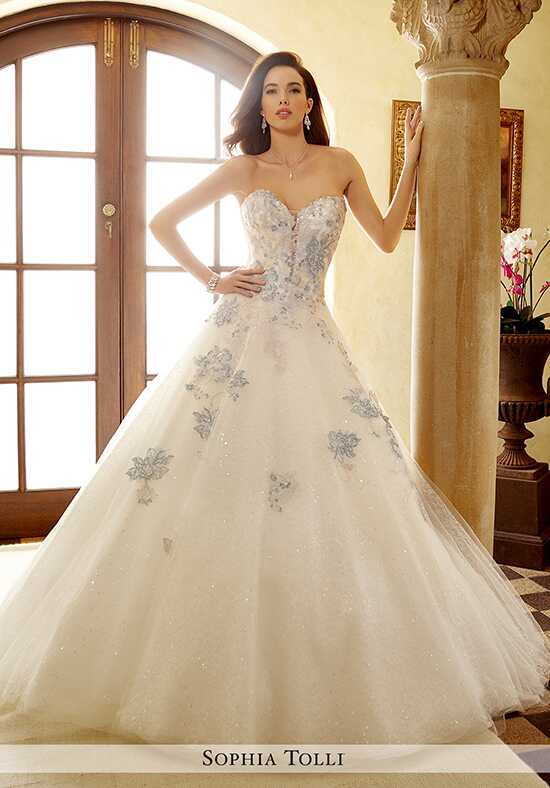 Sophia Tolli Y11731 Rainier Ball Gown Wedding Dress