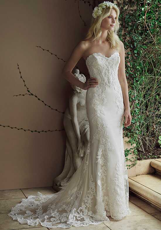 Casablanca Bridal 2236 Hazel Wedding Dress photo