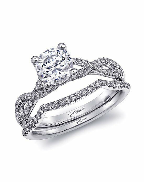 Coast Diamond Lc5410 Prs Engagement Ring The Knot