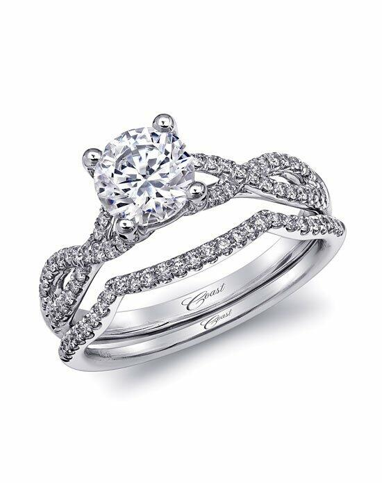 Coast Diamond Charisma Collection - LC10212 & WC10212 Engagement Ring photo
