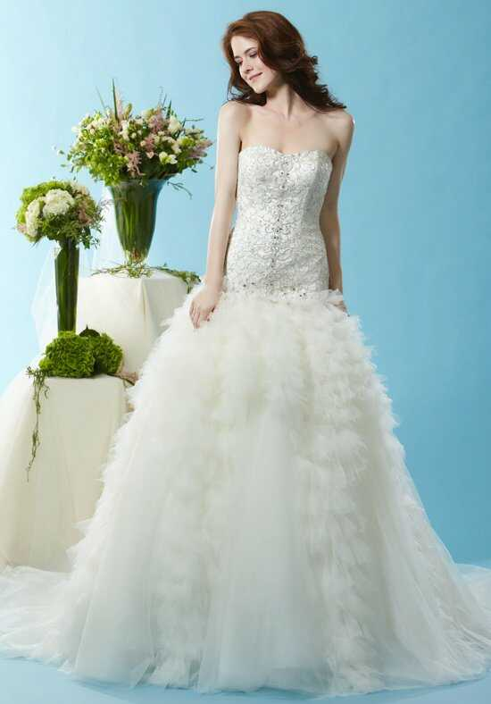 Eden Bridals BL132 A-Line Wedding Dress