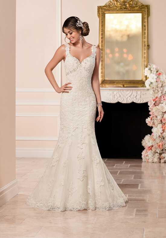 Stella York 6335 Mermaid Wedding Dress