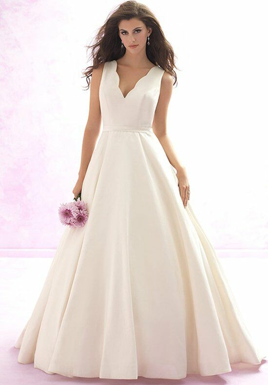 Madison James MJ106 A-Line Wedding Dress