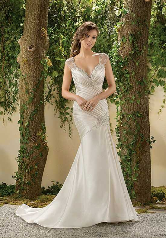 Jasmine Collection F181011 Mermaid Wedding Dress