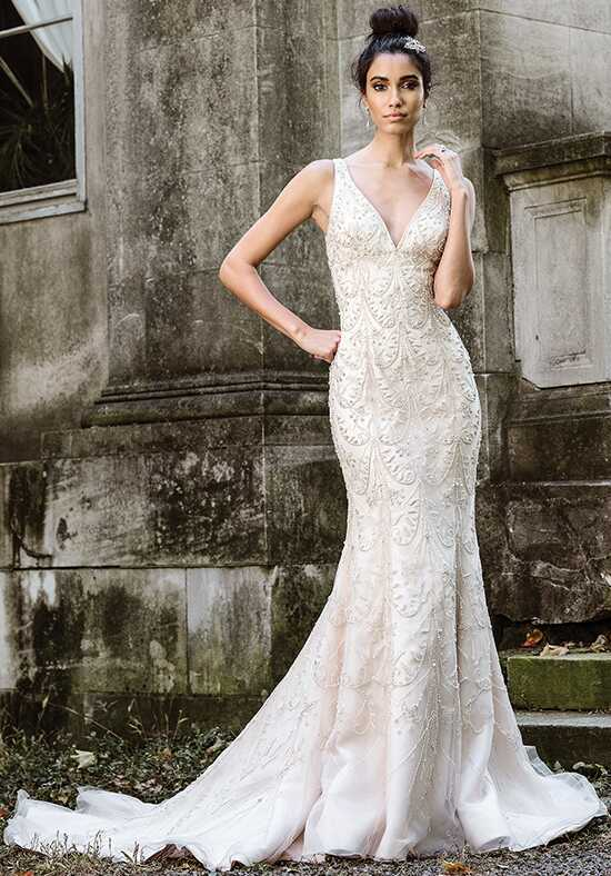 Justin Alexander Signature 9870 Mermaid Wedding Dress