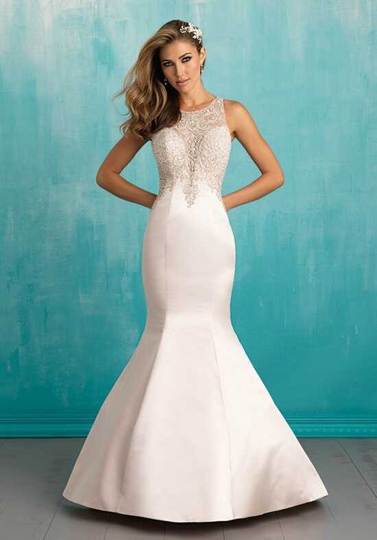 Allure Bridals 9312 Mermaid Wedding Dress