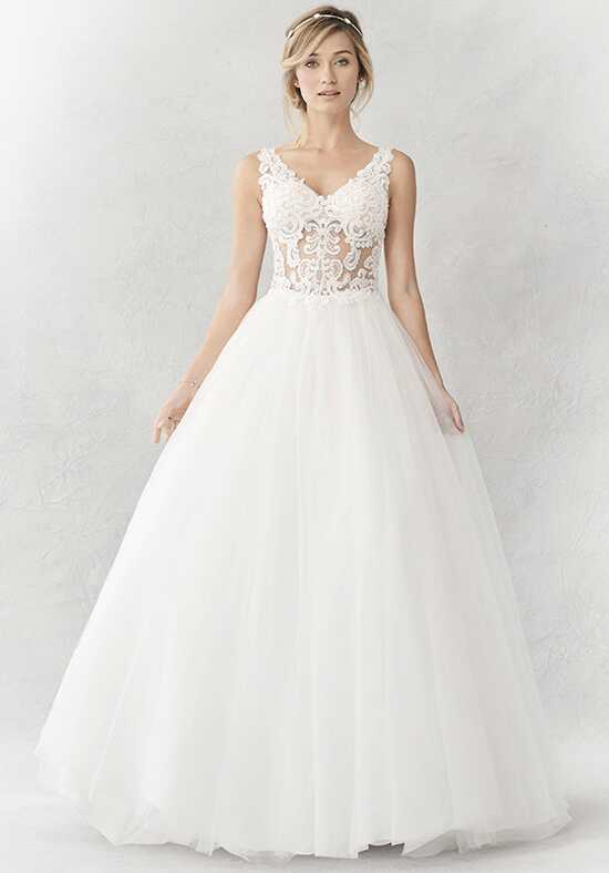 Kenneth Winston: Ella Rosa Collection BE363 Ball Gown Wedding Dress
