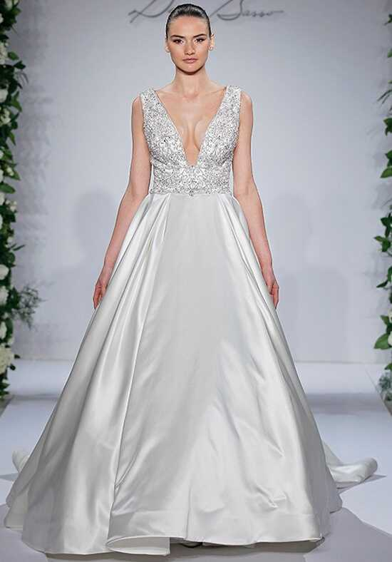 Dennis Basso for Kleinfeld 14034 Wedding Dress photo