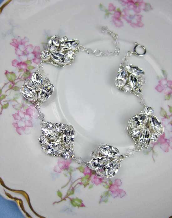 Everything Angelic Chandra Bracelet - b178 crystal Wedding Bracelet photo