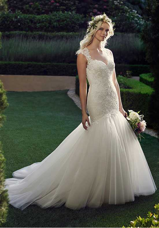 Casablanca Bridal 2237 Daffodil Wedding Dress photo