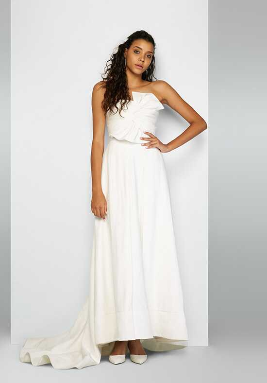 Fame and Partners Bridal Collection Flores A-Line Wedding Dress