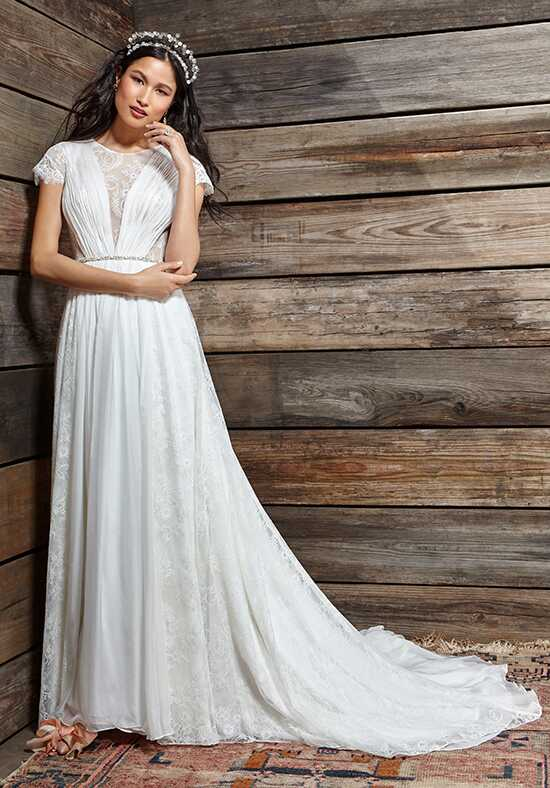 Ivy & Aster Clementine A-Line Wedding Dress