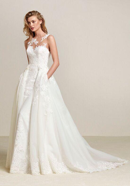 PRONOVIAS DRUM Wedding Dress - The Knot