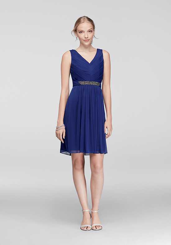 David's Bridal Collection David's Bridal Style W11174 V-Neck Bridesmaid Dress