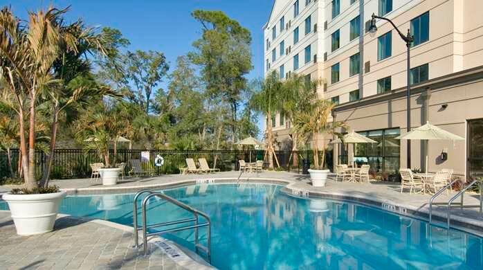 Keli sierra and james bradley 39 s wedding website - Hilton garden inn palm coast town center ...