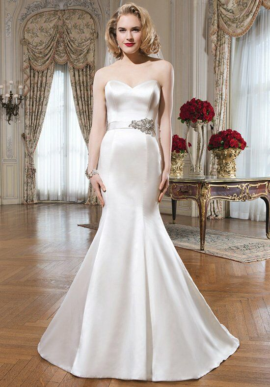 Justin Alexander 8659 Mermaid Wedding Dress