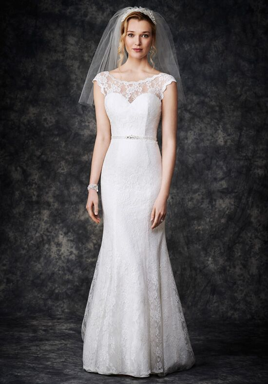 Kenneth Winston: Gallery Collection GA2259 Mermaid Wedding Dress