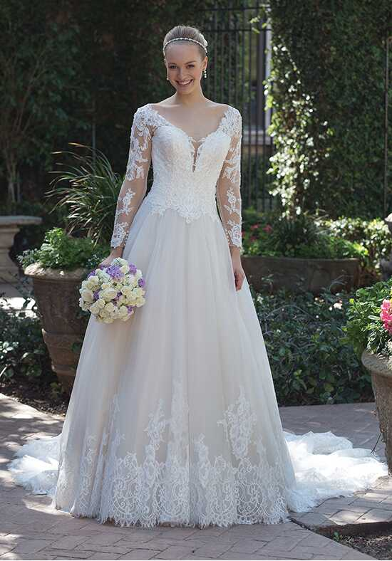 Sincerity Bridal 4025 Ball Gown Wedding Dress