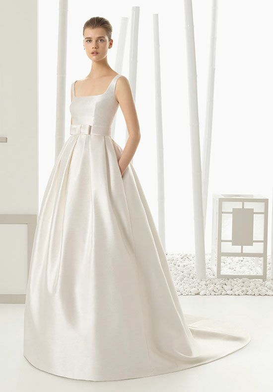 Rosa Clará DEVIS Ball Gown Wedding Dress