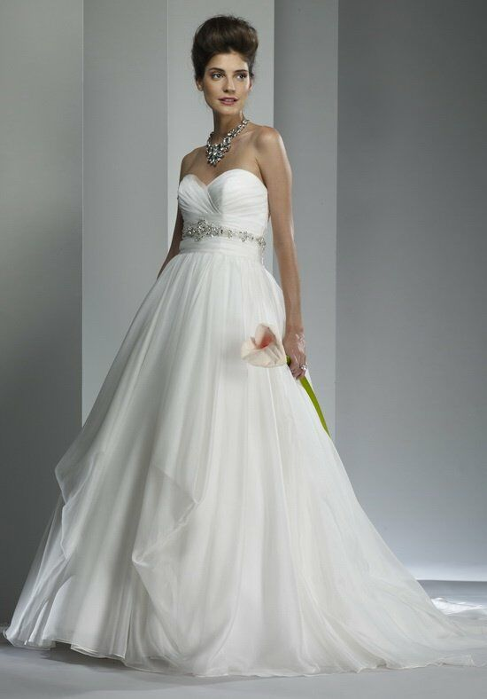 Lo-Ve-La by Liz Fields Wedding Dresses 9205 Wedding Dress - The Knot