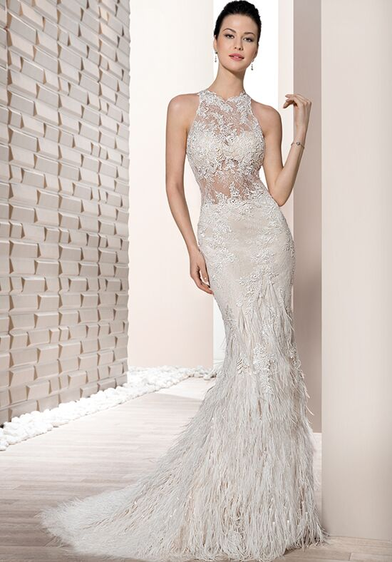 Demetrios 711 Mermaid Wedding Dress