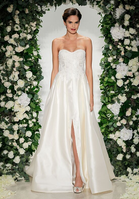 Anne Barge Greyfield A-Line Wedding Dress