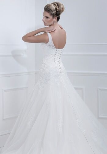 Ellis bridals blossom collection 2014 11364 wedding dress the knot ellis bridals blossom collection 2014 11364 mermaid wedding dress junglespirit Gallery