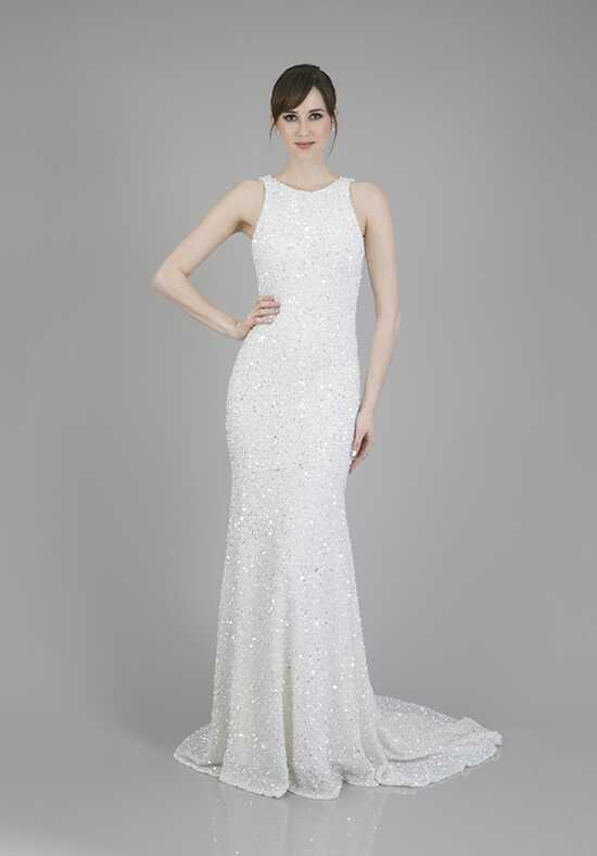 THEIA Lenni Mermaid Wedding Dress