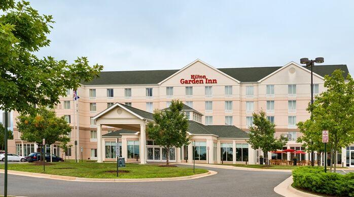 Hilton Hotel Reston Va