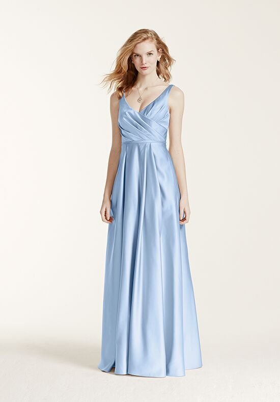 David\'s Bridal Collection David\'s Bridal Style F15741 Bridesmaid ...