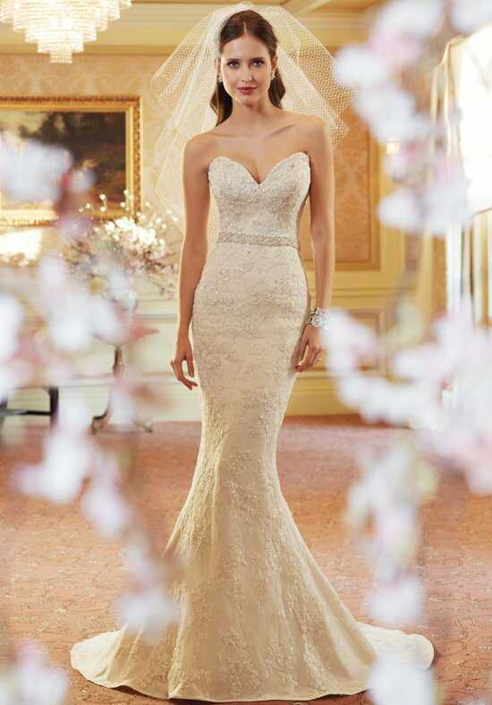 Sophia Tolli Y11408 Wedding Dress photo