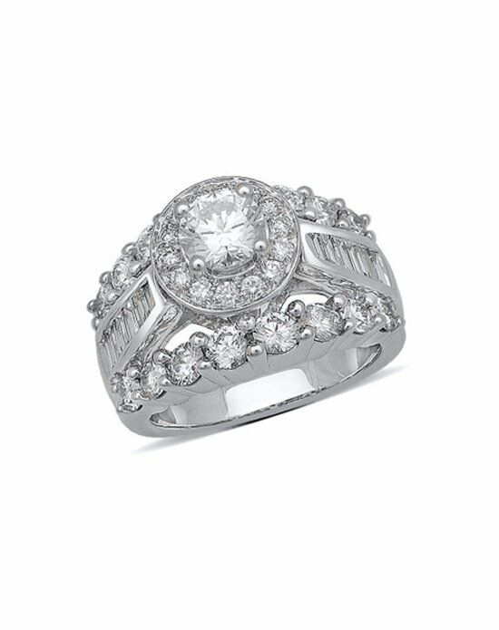 zales 2 1 2 ct t w certified framed princess cut