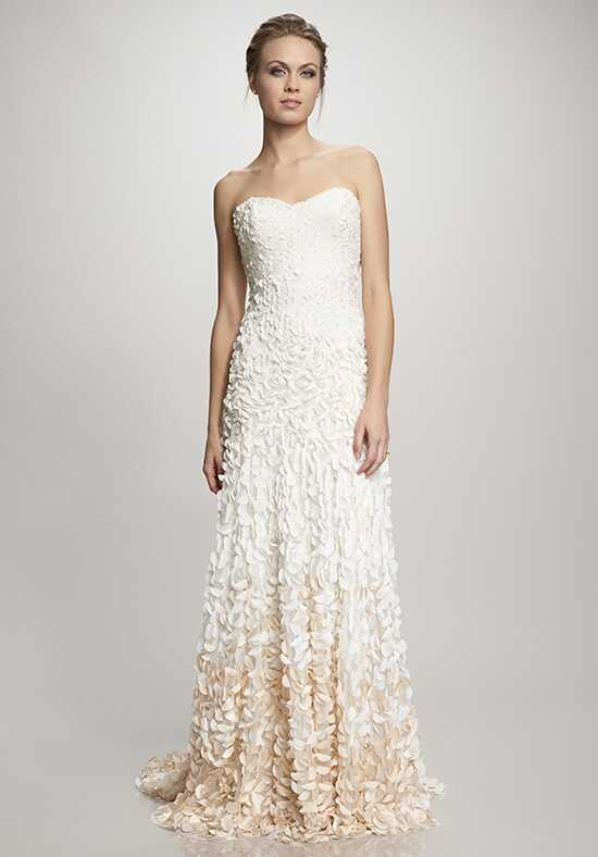 THEIA Courtney Sheath Wedding Dress