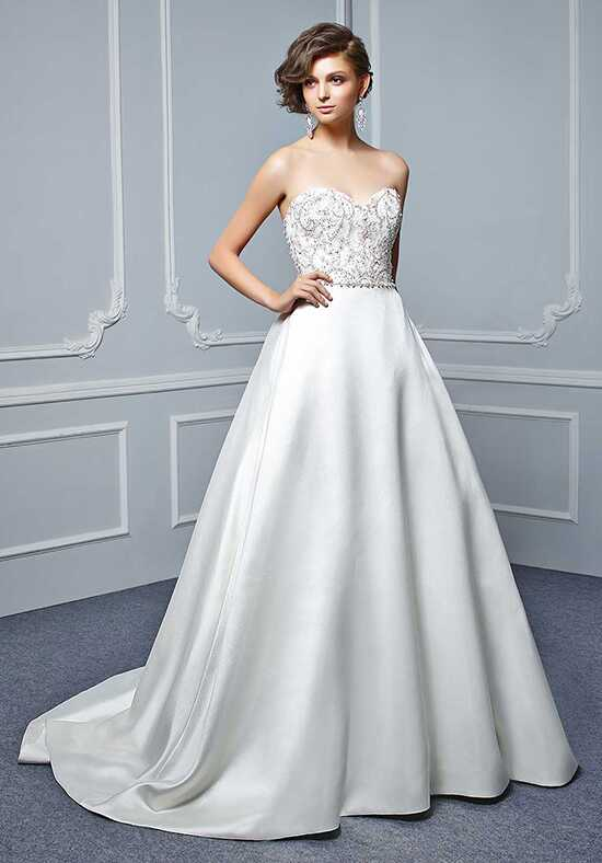 Beautiful BT17-21 A-Line Wedding Dress