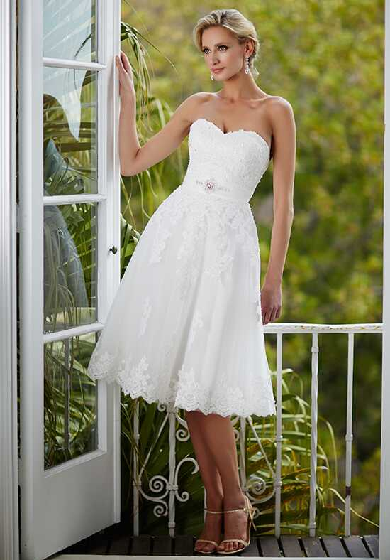 Venus Informal VN6887 A-Line Wedding Dress