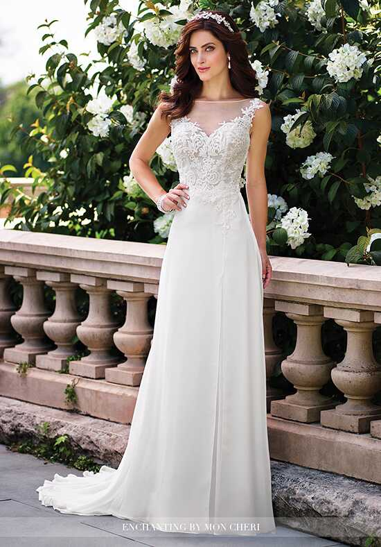 Enchanting by Mon Cheri 117178 A-Line Wedding Dress
