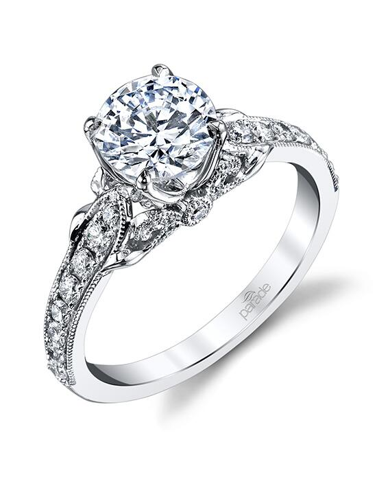 Parade Design Style R3726 from the Classic Collection Engagement Ring photo