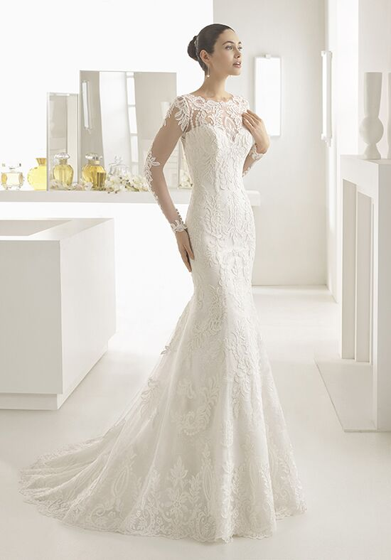 Rosa Clará Olaf Mermaid Wedding Dress