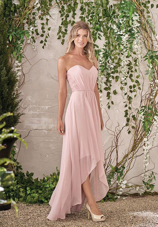 B2 by Jasmine B193006 Sweetheart Bridesmaid Dress