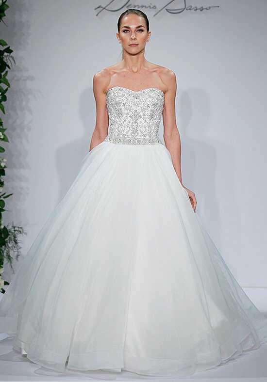 Dennis Basso for Kleinfeld 14045 Ball Gown Wedding Dress